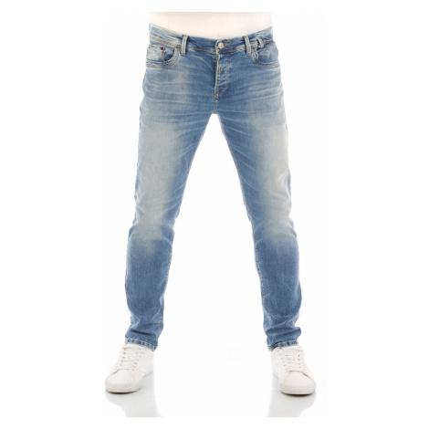 Ltb Herren Jeans Servando Xd - Tapered Fit - Blau - Alfa Undamaged Wash
