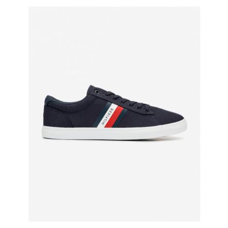 Tommy Hilfiger Essential Stripes Tennisschuhe Blau
