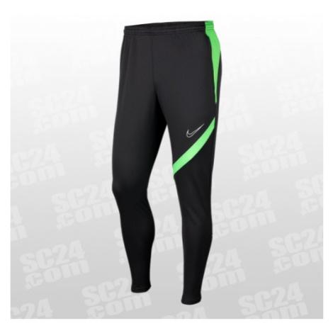 Nike Dry Academy Knit Pant KPZ schwarz/grün Größe XXL