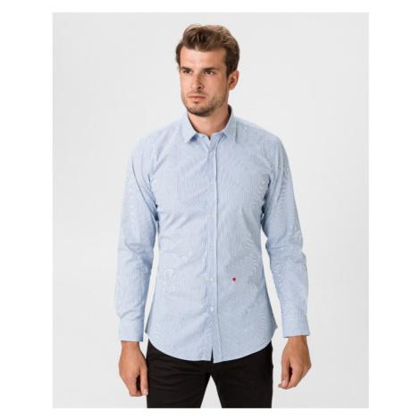 Moschino Hemd Blau Weiß