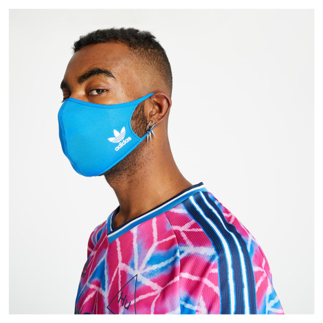 adidas Face Cover Large 3-Pack Bluebird
