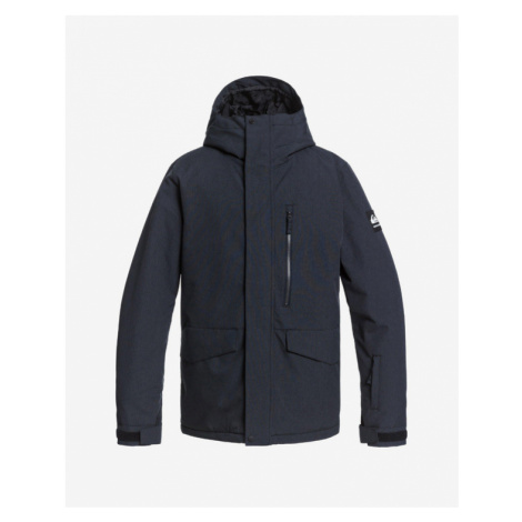 Quiksilver Fairbanks Jacket Schwarz