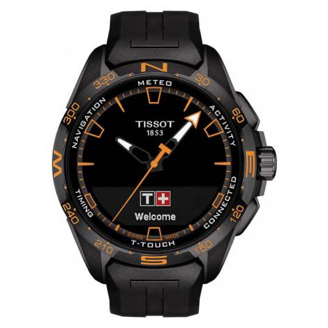 Tissot Hybriduhr T-Touch T1214204705104