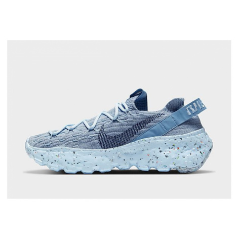 Nike Nike Space Hippie 04 Damen - Chambray Blue/Chambray/Light Armoury Blue/Midnight Navy - Dame