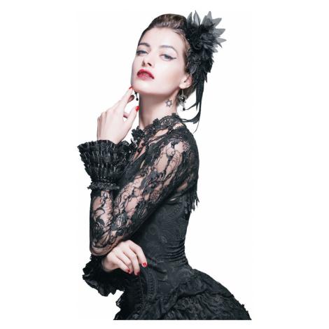 Damen Bluse - Mesh Bolero DEVIL FASHION - CA002