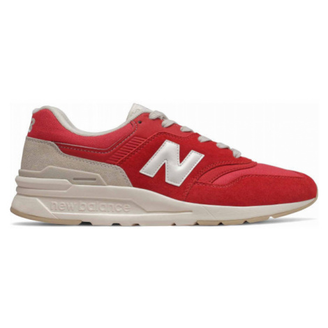 New Balance CM997HBS rot - Herren Sneaker