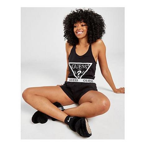 GUESS Triangle Logo Tank/Shorts Set Damen - Damen