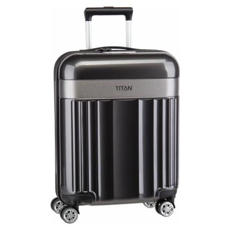 Titan Trolley + Koffer Spotlight Flash 4-Wheel Trolley S Anthracite (37 Liter)