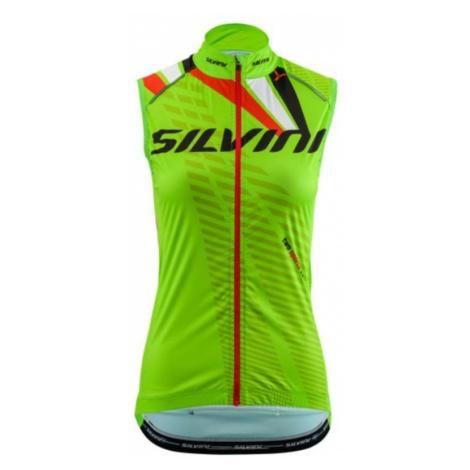 Damen Weste Silvini TEAM WJ1405 green