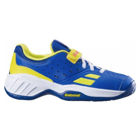 Babolat PULSION ALL COURT KID blau - Tennisschuhe für Kinder