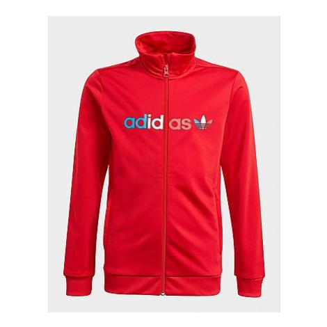 Adidas Originals Adicolor Originals Jacke - Scarlet, Scarlet