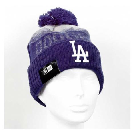 New Era MLB Sport 2 Cuff LA Dodgers Knit Blue