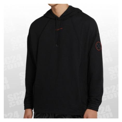 Nike Training Fleece PO Hoody schwarz Größe S