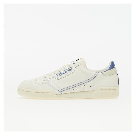 adidas Continental 80 Core White/ Core White/ Core Blue