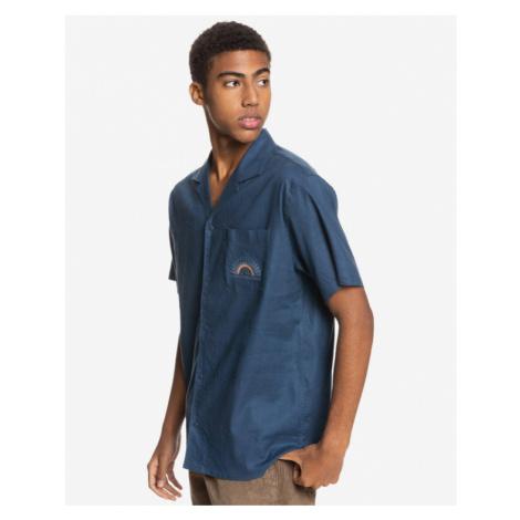Quiksilver Del Marcos Hemd Blau