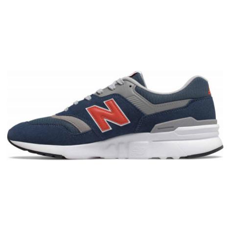New Balance CM997HAY blau - Herren Sneaker