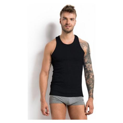 Herren T-Shirts 1480 M 100 black Esotiq & Henderson