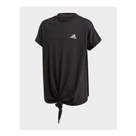Adidas Dance T-Shirt - Black / Silver Metallic, Black / Silver Metallic