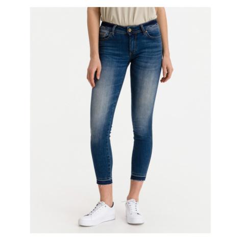 Salsa Jeans Wonder Push Up Jeans Blau