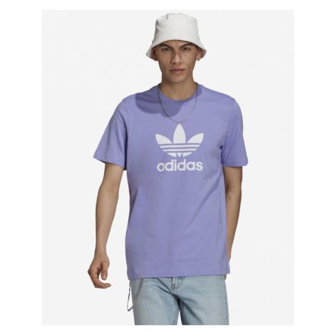 adidas Originals Trefoil T-Shirt Lila