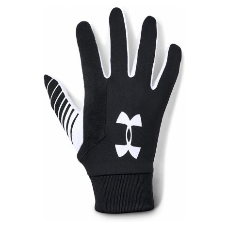 Under Armour Field Player'S Glove 2.0 Black/ White/ White