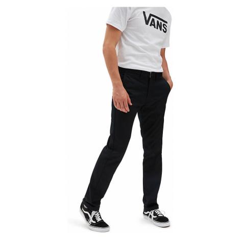 VANS Authentic Chino Stretch Hose (black) Herren Schwarz