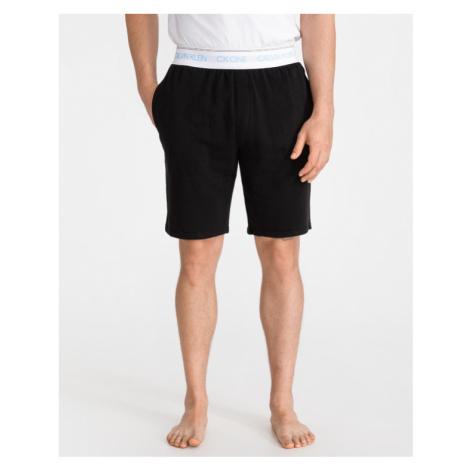 Calvin Klein Sleeping shorts Schwarz