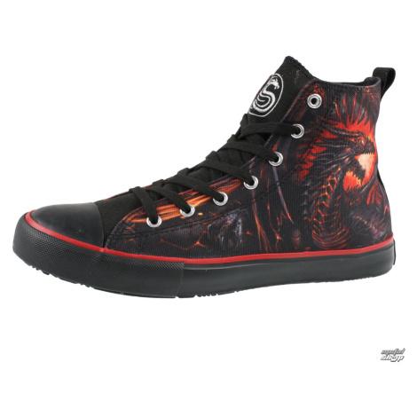 High Top Sneakers Männer - DRAGON FURNACE - SPIRAL - L016S001