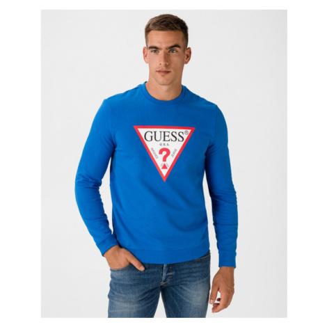 Guess Audley Sweatshirt Blau