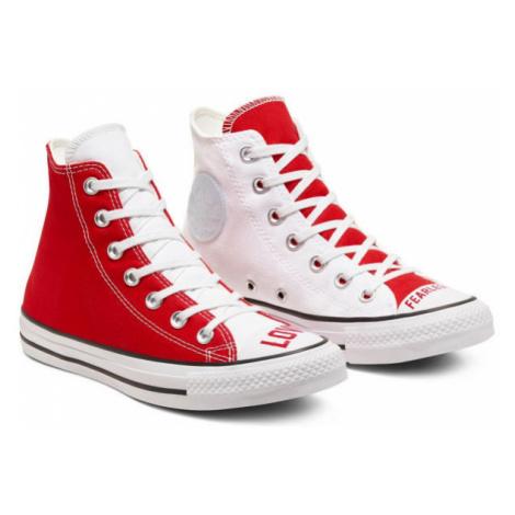 Converse CHUCK TAYLOR ALL STAR LOVE FEARLESSLY weiß - Damen Sneaker