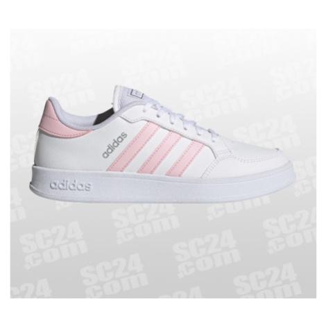 Adidas Breaknet Women weiss/rosa Größe 38