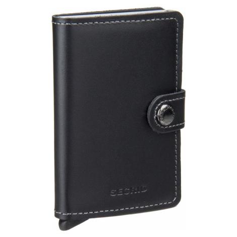 Secrid Kartenetui Miniwallet Original Black (0.1 Liter)