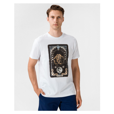 Roberto Cavalli T-Shirt Weiß