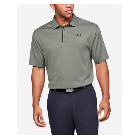 Under Armour Tech™ Polo T-Shirt Grün