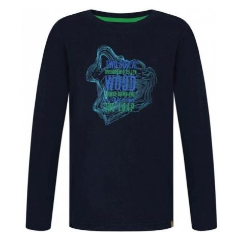 Loap ARDINA blau - Jungen Shirt