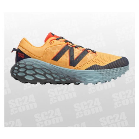 New Balance Fresh Foam More Trail v1 D orange/schwarz Größe 41,5