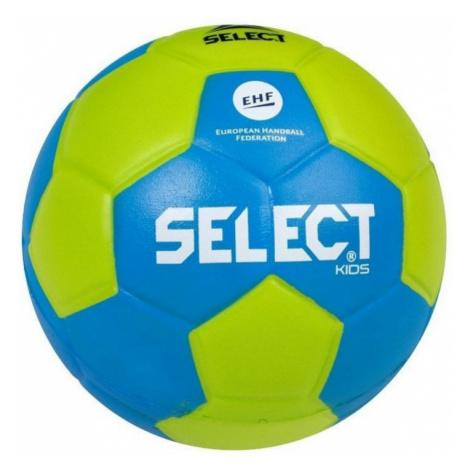 Handball Ball Select Foam Ball Kids IV grün blue Grösse. 00