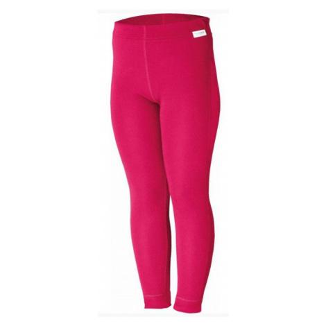 Kinder Wolle Unterhose Lasting Eule 4747 pink