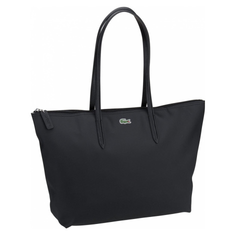 Lacoste Handtasche L.12.12. Concept Shopping Bag 1888 Black (14.7 Liter)