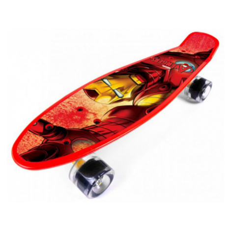 Disney IRON MAN - Skateboard