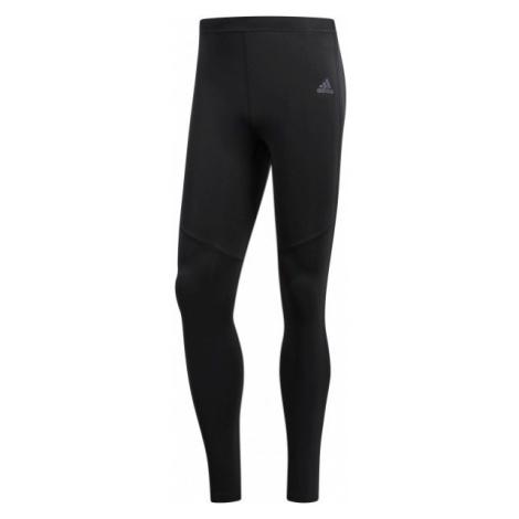 adidas RS L TIGT M schwarz - Herren Running Leggings