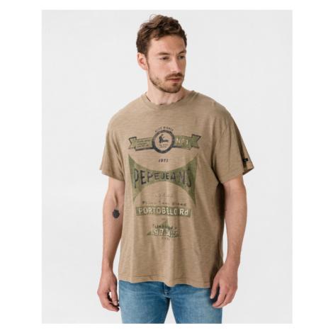 Pepe Jeans Harvey T-Shirt Braun