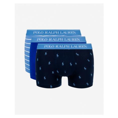 Polo Ralph Lauren Boxerky 3 St. Blau