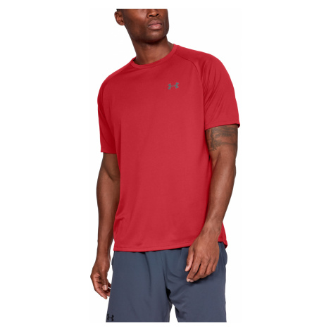 Under Armour Tech 2.0 SS Tee Red