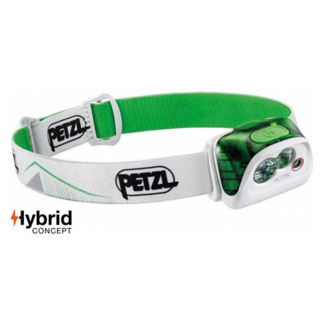 Stirnlampe Petzl ACTIK green E099FA02