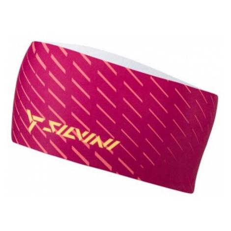 Stirnband Silvini Piave UA1522 Punsch