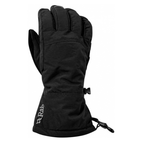 Handschuhe Rab Storm Handschuh 2018 black/BL
