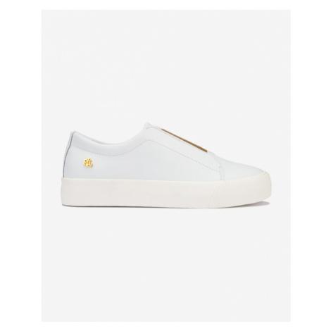 Polo Ralph Lauren Isla Tennisschuhe Weiß