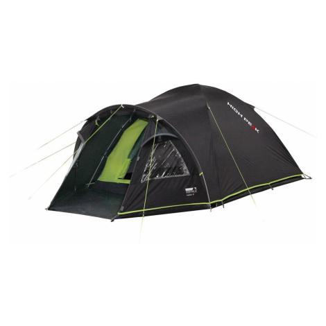 High Peak Talos 3 Campingzelt dunkelgrau,dunkelgrau/grün