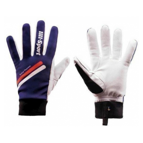Handschuhe LIL L-SP. SOLID THERMO 0683-01 dark  blue